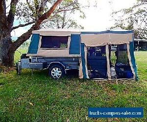 Camper Trailer 7x 4  for Sale