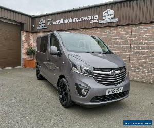 Vauxhall Vivaro CDTI Sportive 2015 Campervan Day Van NEW Conversion for Sale