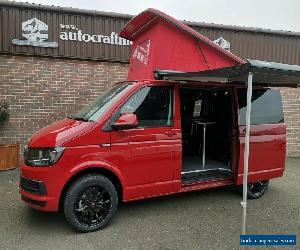 NEW Volkswagen VW Transporter 2017 T6 AC Campervan Day Van Delivery Miles only for Sale