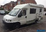 Peugeot Boxer Autocruise Starfire Motorhome 1999 for Sale