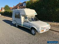 Romahome Citroen Camper 1.8 Diesel for Sale