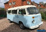 Vw camper bay window t2 for Sale