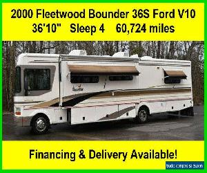 2000 Fleetwood RV Bounder for Sale