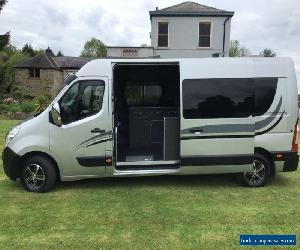 2011 Vauxhall Movano Campervan F3500 CDTI125 2.3 BRAND NEW CONVERSION for Sale