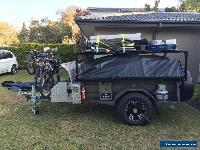 2009 Customline Deluxe 4WD Off Road Camper Trailer for Sale