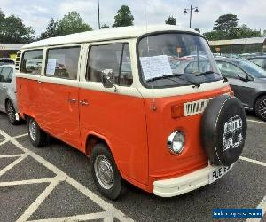 VW T2 1974 BAY BUS beautiful classic campervan, camper van for Sale