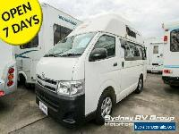 2010 Talvor High Top Toyota Hiace White M Campervan for Sale