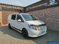Mercedes-Benz VITO 111 CDI 1.6 Extra Long Day Van Race Van Conversion  for Sale