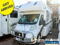2009 Fiat Around Australia White M Motor Home for Sale