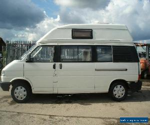 VW TRANSPORTER LWB DIESEL AUTO DAMAGED SALVAGE REPAIRABLE MOTORHOME SWIFT for Sale