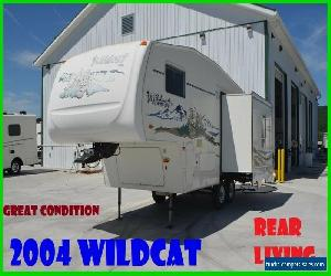2004 FOREST RIVER, INV Wildcat for Sale