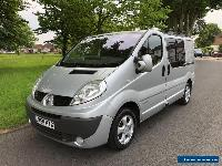 Renault Traffic Sport Camper Day Van 2008 Only 97,000 Miles for Sale