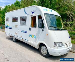 2003 FIAT 2.8JTD PILOTE GALAXY 40 A-CLASS MOTORHOME 6 BERTH 50,735 MILES, GARAGE for Sale