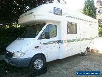 MOTORHOME > AUTOTRAIL MOHICAN 2002 MERCEDES SPRINTER 2.7 TURBO DIESEL - AUTO for Sale