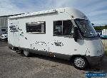 "HYMER E510 A CLASS,3/4 BERTH L.H.D,EXCELLENT CONDITION,EXTRAS 1995,""NEW M.O.T"" for Sale"