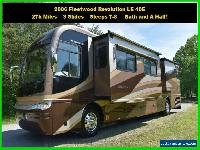2006 Fleetwood Revolution LE 40E for Sale