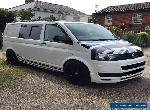 VW T5 T28 Fully Converted Camper Van, With new Vango awning  for Sale