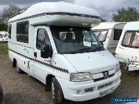 Peugeot boxer 2005 with a talisman Autosleeper 2005 2 berth  for Sale