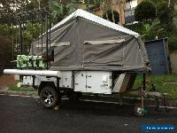 2016 BLUE TONGUE OVERLAND XF OFF ROAD  CAMPER TRAILER for Sale