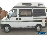 Peugeot 2ltr Symphony Auto-Sleeper 2 Berth Luxury Campervan for Sale