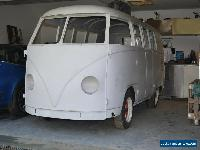 1957 VW T2 SPLITSCREEN SEMAPHORE CAMPER VAN RHD PROJECT (RARE) for Sale