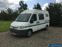 Peugeot Boxer Camper Van Nu Venture 2001 (55k Miles from New) 2.8 jtd for Sale