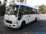 """TOYOTA COASTER 21 SEATER BUS , WITH WHEEL CHAIR LIFT , """"LOW KMS"""" for Sale"""