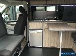 2015 VW TRANSPORTER T5 CAMPER VAN, MOTOR HOME,2.0, 140bhp TAILGATE & AIR CON 57K for Sale