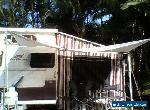 1998 starcraft pop top caravan for Sale