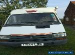 Renault Motorhome for Sale