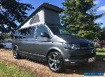 2018 18 Reg, VW T6 Highline 150PS DSG, LWB, New Campervan Conversion, Aircon  for Sale