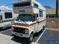 1979 Dodge B300 American Clipper Class C 21ft for Sale