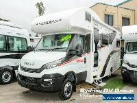 2019 Winnebago Burleigh Iveco White A Motor Home for Sale