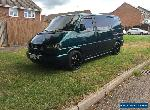 volkswagen t4 transporter dragon green 2001 2.5 tdi  for Sale