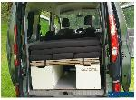 RENAULT KANGOO EXTREME MPV with **BRAND NEW** removable MINI CAMPERVAN KIT for Sale