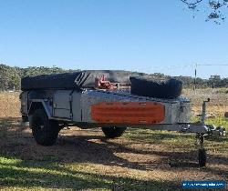 JOHNNO'S  CAMPER TRAILER_ Australian Off Road Bush Home on Wheels. for Sale