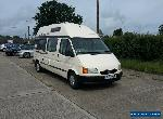 Ford AutoSleeper Duetto High Top 2 Berth Campervan with 'Drive-away' Awning for Sale