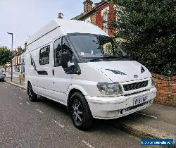 2003 Ford Transit LWB HI-ROOF Camper for Sale