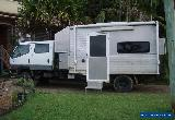 4WD Mitsuibishi Motor Home for Sale
