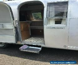 1967 Airstream Globetrotter Land Yacht for Sale