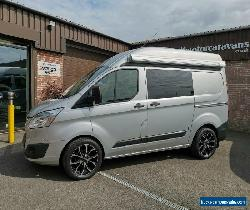 Ford Transit Custom High top Campervan Day Van Motorhome Immaculate Conversion for Sale