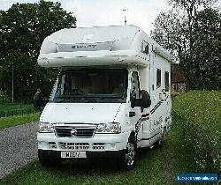 Swift Kontiki 615 Used Motorhome 38,000miles for Sale