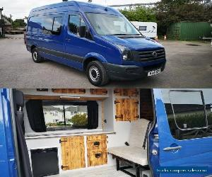 Vw crafter campervan 4 berth 163ps bluemotion mwb high top ***NO VAT*** for Sale