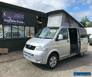 "2007 VW T5 T6 CAMPER VAN, MOTOR HOME,1.9 TDI, 16"" ALLOYS, TAILGATE.    for Sale"