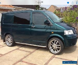 Vw t5 transporter 2-5 cc  for Sale