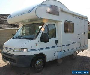 Ace Novella Torino motorhome  Fiat Ducato 1.9 diesel.  Only 5.53m long for Sale