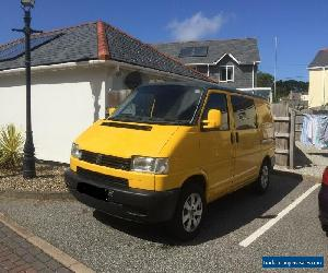 Bright lovely yellow Vw T4 Camper van  for Sale