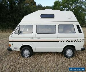 Vw t25 high top camper van, great condition long MOT for Sale