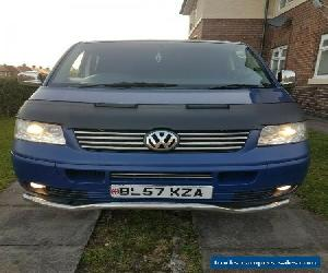 Vw transporter t30 2.5 tdi campervan 2007 ready ro.go no reserve  for Sale