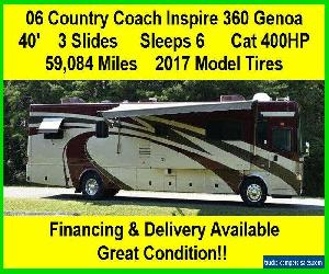 2006 Country Coach Inspire 360 for Sale